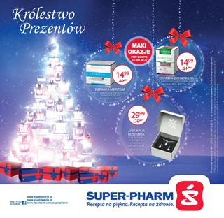 Super-Pharm: 2 gazetki
