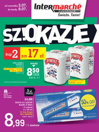 Intermarche: 1 gazetka