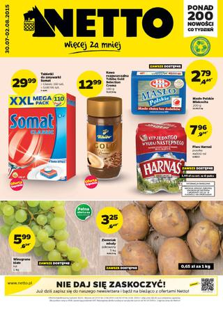 Netto: 2 gazetki