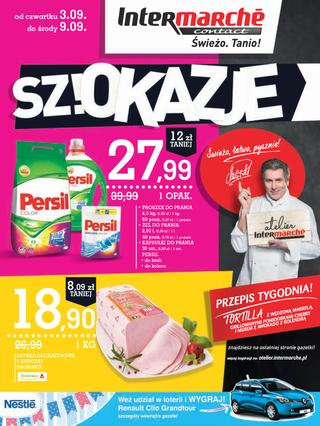 Intermarche: 3 gazetki