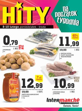 Intermarche: 2 gazetki