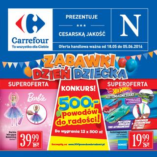 Carrefour: 15 gazetki