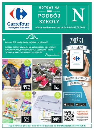 Carrefour: 9 gazetki