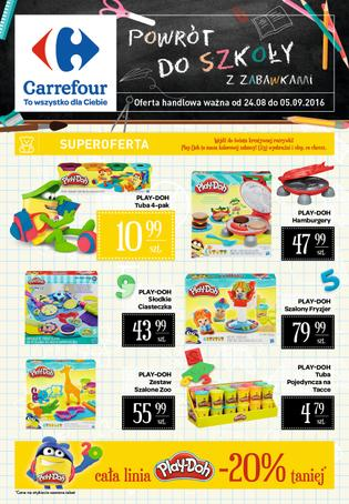 Carrefour: 10 gazetki