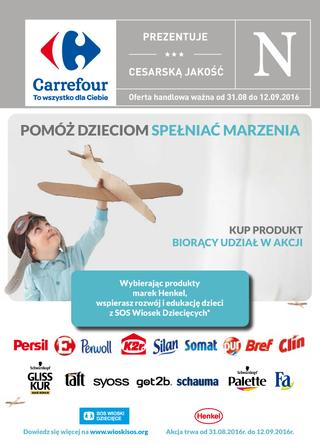Carrefour: 11 gazetki
