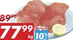 Polędwica z tuńczyka świeżego
