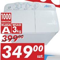Pralka- wirówka Daewoo DW500