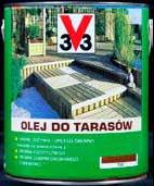 Olej do tarasów 3V3