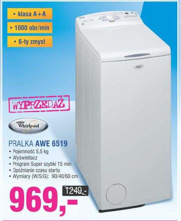 Whirlpool Pralka Awe 6519