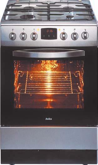 Archiwum  Amica KUCHNIA z TERMOOBIEGIEM i GRILLEM 601GE2 33ZpTaYnXXL ECO  R   -> Kuchnia Gazowo Elektryczna Z Termoobiegiem Amica