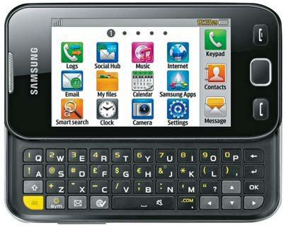 archiwum telefon kom rkowy samsung gt s 5330 wave 2 pro media markt 26 11 2010 02 12. Black Bedroom Furniture Sets. Home Design Ideas