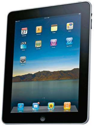 Tablet Apple MC349PL/A IPAD 16GB WIFI 3G