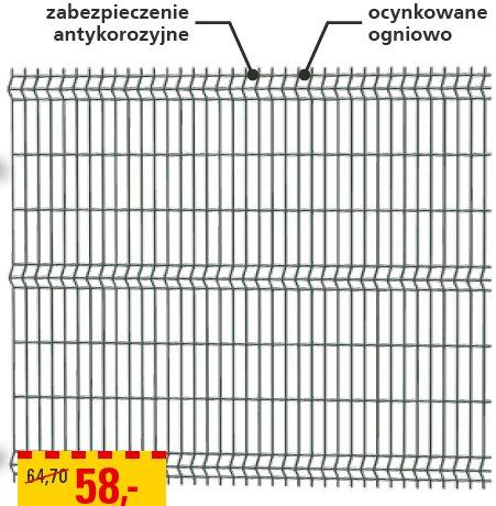 Panel ogrodzeniowy leroy