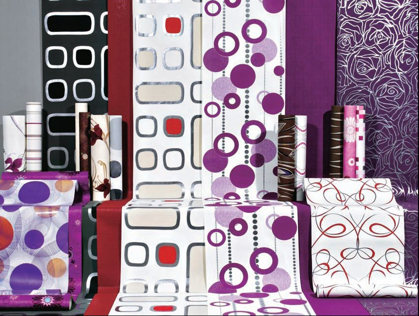 Tapety papierowe, winylowe i na fizelinie