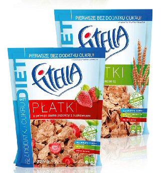 Płatki śniadaniowe Fitella Diet