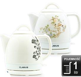 Bezprzewodowy czajnik ceramiczny