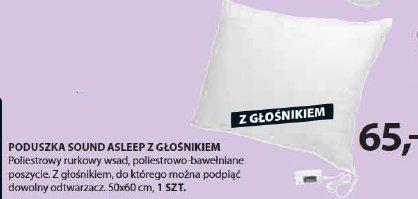 Poduszka sound asleep z głośnikiem
