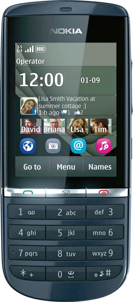archiwum telefon nokia 300 media markt 16 12 2011. Black Bedroom Furniture Sets. Home Design Ideas