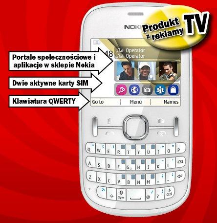 archiwum telefon gsm nokia asha 200 media markt 10 02. Black Bedroom Furniture Sets. Home Design Ideas