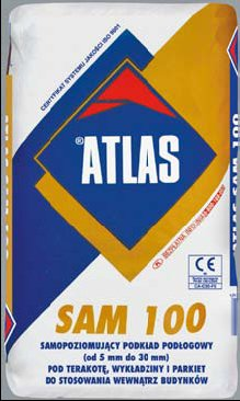 Wylewka samopoziomująca atlas