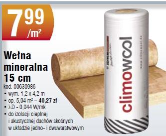 Welna Mineralna 15 Cm Castorama Installation Av Varmepumpar