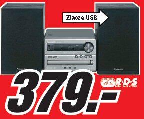 Wieża mikro Panasonic SC-PM 04