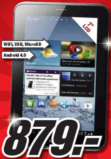 archiwum tablet 7 samsung galaxy tab 2 gt p3110 media markt 12 10 2012 18 10 2012. Black Bedroom Furniture Sets. Home Design Ideas