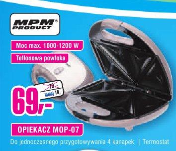 MPM Product OPIEKACZ MOP-07