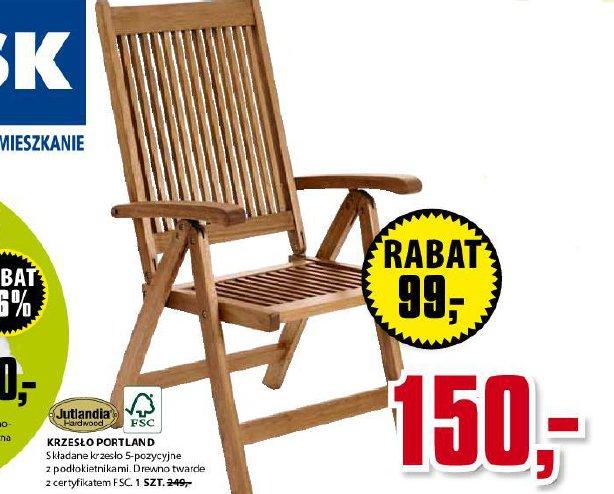 Krzesło portland
