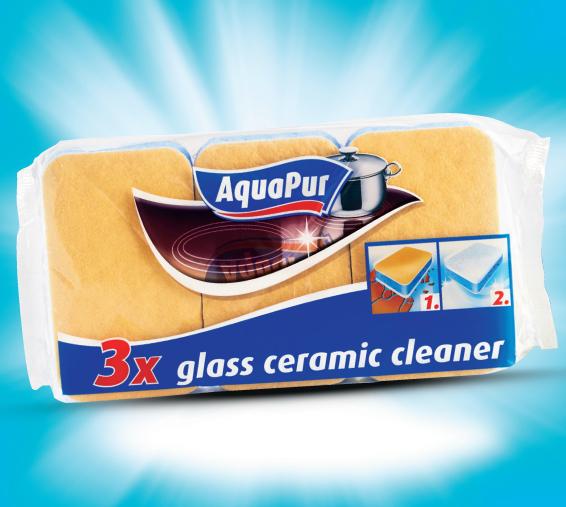 Gąbki do czyszczenia powierzchni ceramicznych