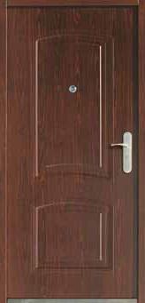 Drzwi wewnątrz- -klatkowe RA08 kod: 00956086