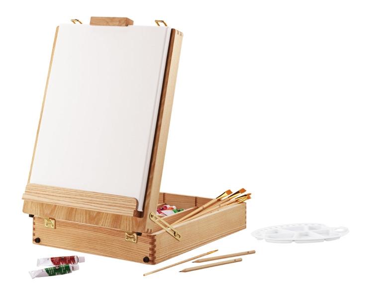 Sztaluga stołowa w walizce
