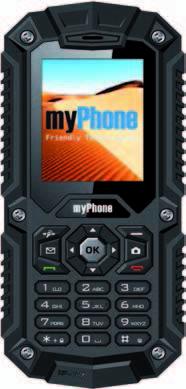 Myphone TELEFON HAMMER