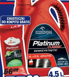 Olej Platinum Classic 4,5 l, 10W40