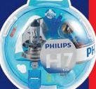 Zestaw żarówek i bezpieczników Philips H7