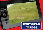 """Przenośny TV 7"""" z tunerem cyfrowym"""
