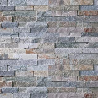Kamień elewacyjny naturalny WALL CRAZY ŻÓŁTY SMALL