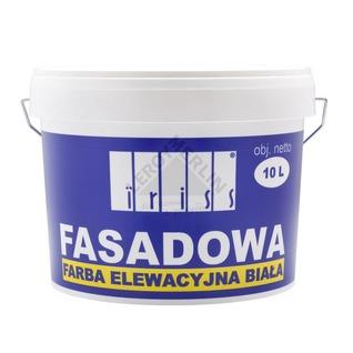 Farba FASADOWA IRISS