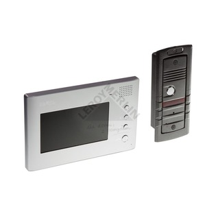 Zestaw wideodomofonowy z funkcją otwierania bramy VP-705P ZAMEL