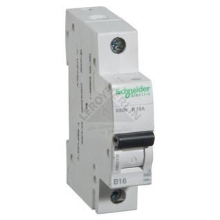 Wyłącznik nadprądowy B 16 A SCHNEIDER ELECTRIC
