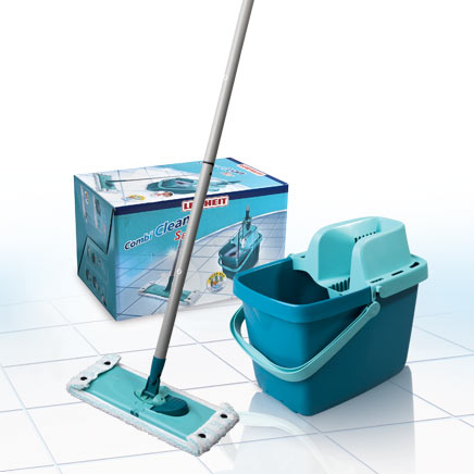 Zestaw Leifheit Combi Clean