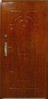 Drzwi zewnętrzne Samum