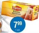 Herbata ekspresowa Lipton Unilever