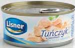 Tuńczyk Lisner 170 g