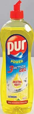 Płyn do mycia naczyń Pur 900 ml