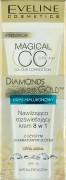 Eveline Diamonds & 24k Gold, Magical CC krem 8w1