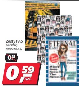 Zeszyt A5