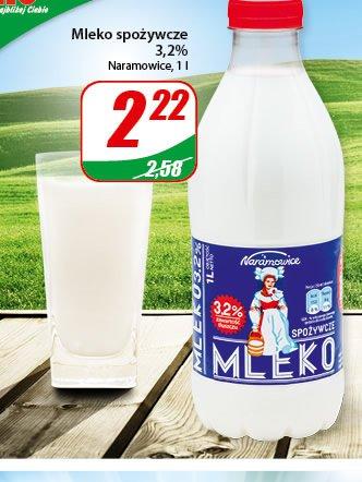 Mleko spożywcze
