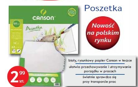 Poszetka z białym papierem 120 g A4/12 arkuszy