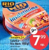 Sałatka Rio Mare 160 g
